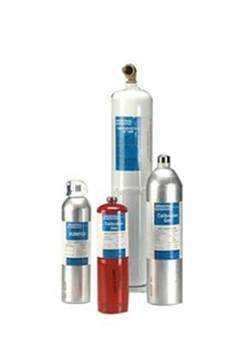 Standard gas on the cylinder material req...